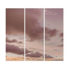 Baskı - Gökyüzü ve bulutlar