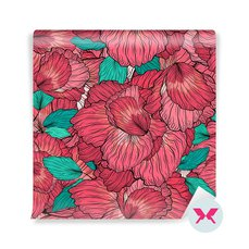 Wall Mural - Floral Ornament Pattern
