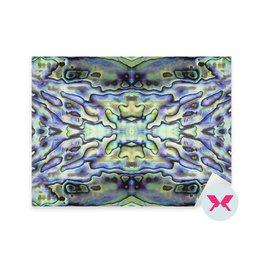 Naklejka - Perłowe tło