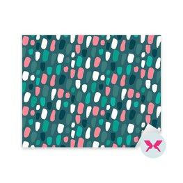 Naklejka - Abstrakcyjne konfetti