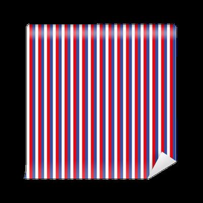 Papel pintado fondo de rayas en rojo blanco y azul pixers vivimos para cambiar - Papel pintado rojo y blanco ...
