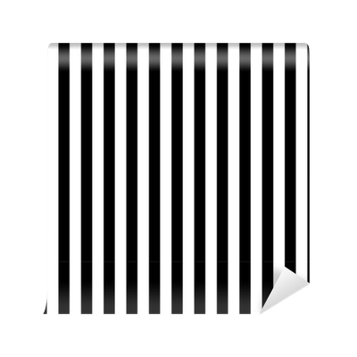 papier peint motifs fond noir et blanc ray pixers. Black Bedroom Furniture Sets. Home Design Ideas