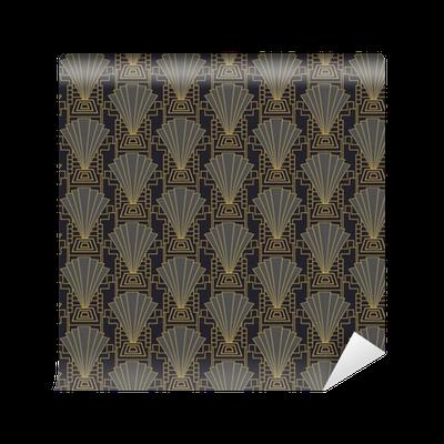 papier peint motifs papier peint ou mod le d 39 art d co fond de cadre art d co carte vintage. Black Bedroom Furniture Sets. Home Design Ideas