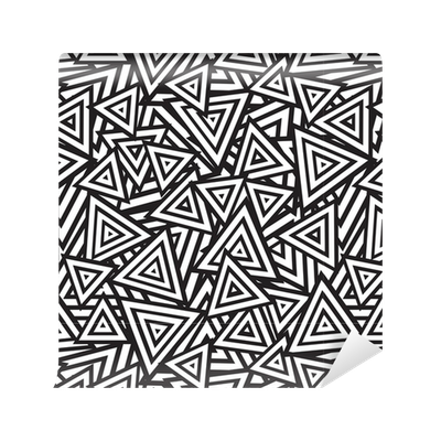 tapete abstrakt schwarz wei nahtlose muster vektor pixers wir leben um zu ver ndern. Black Bedroom Furniture Sets. Home Design Ideas
