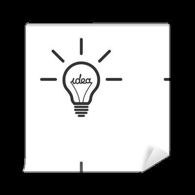 Tapete Kreative Idee In Zwiebelform Als Inspiration Konzept. Vektor. U2022  Pixers®   Wir Leben, Um Zu Verändern