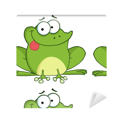 Happy frog cartoon character wallpaper pixers we live - Frog cartoon wallpaper ...