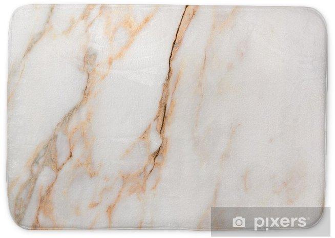 Alfombrilla de baño Fondo de piedra de la textura de mármol. - Industria