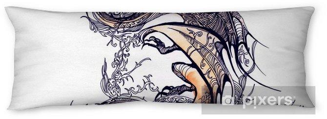 Almohada larga Dragón - Sensaciones y emociones
