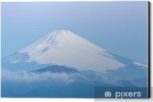 Fuji Mountain Lake Hakone Sunrise Aluminium Print (Dibond) - Travel