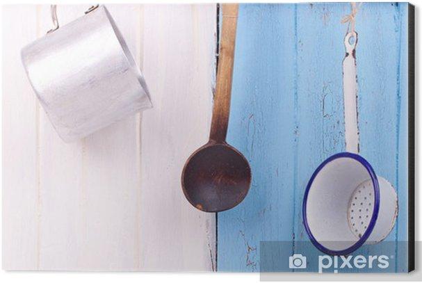 Ordnung In Der Küche Aluminium Print (Dibond) • Pixers