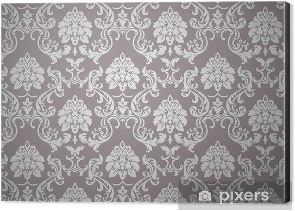 Papier-peint baroque Aluminium Print (Dibond) -