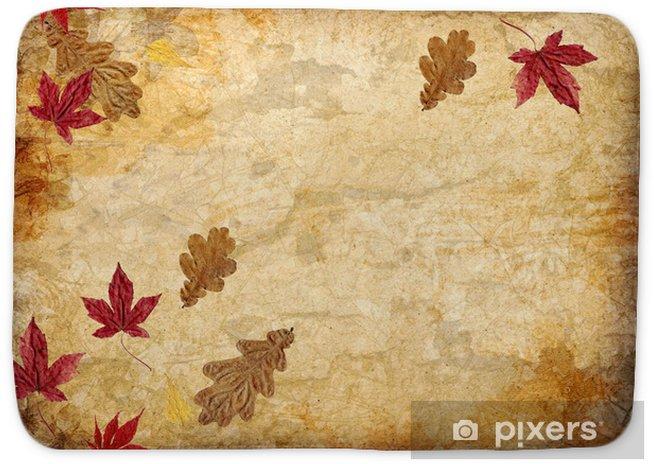 Herbst Hintergrund Bath Mat Pixers We Live To Change