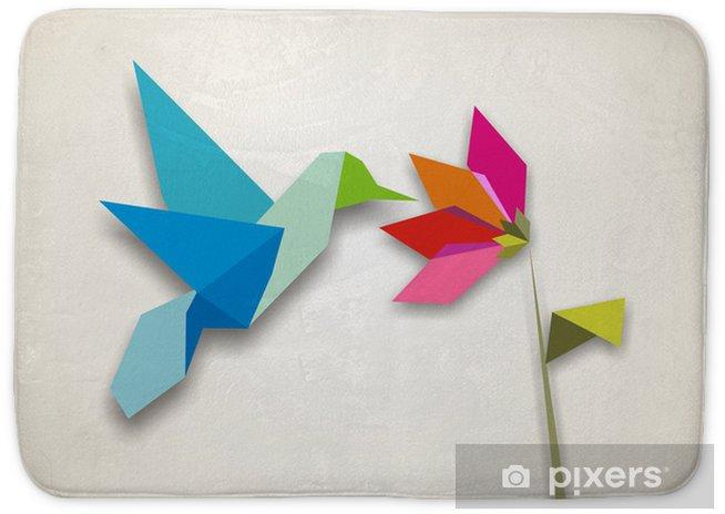Origami - Hummingbird   464x654
