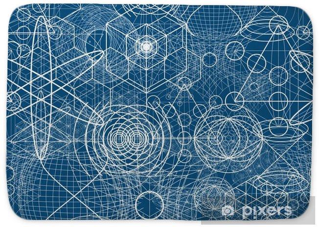Sacred geometry symbols and elements