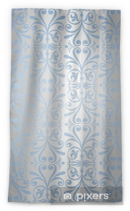 blue silver new years background wallpaper blackout window curtain