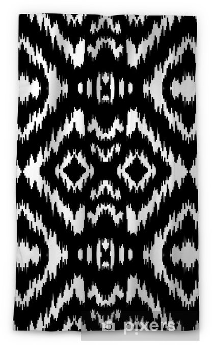 Ethnic seamless pattern Blackout Window Curtain - Graphic Resources
