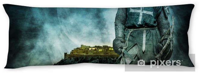 Medieval Crusader Body Pillow Pixers We Live To Change
