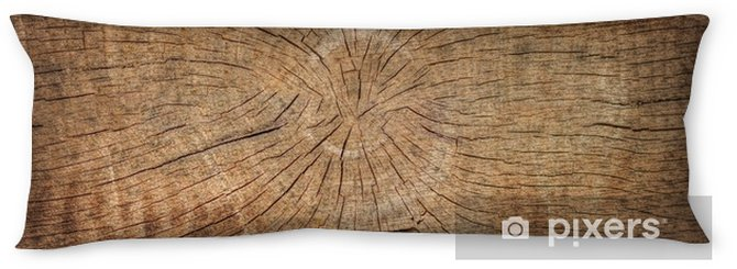 Old Wood Texture Body Pillow - Graphic Resources