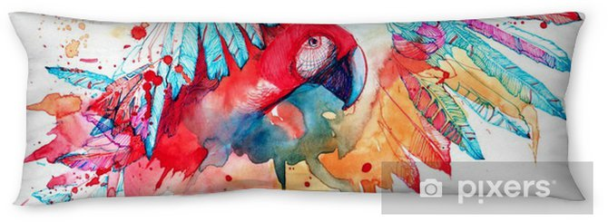parrot Body Pillow - Animals
