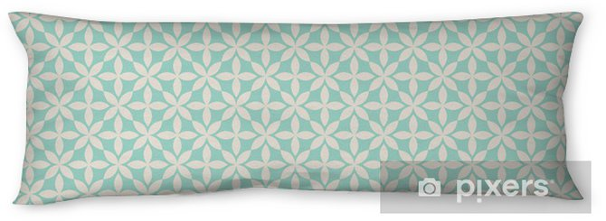 vintage seamless pattern Body Pillow - Backgrounds