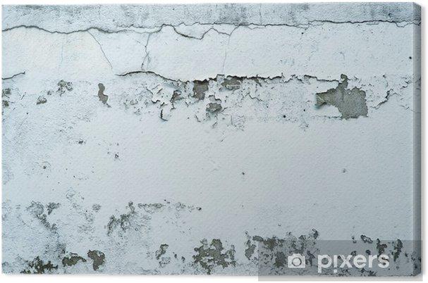 Stenen Muur Verven : Canvas afschilferende verf op een stenen muur u2022 pixers® we leven