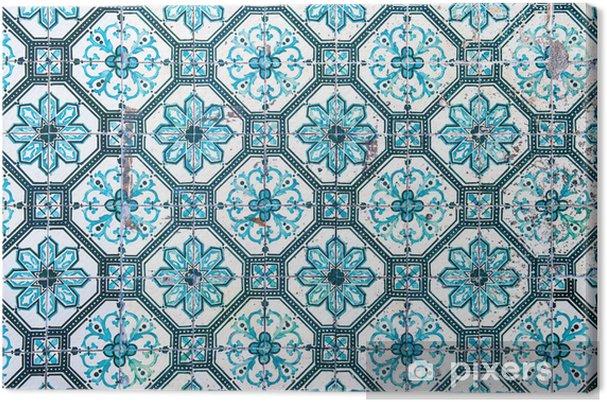 Portugese Tegels Belgie : Canvas azulejos de traditionele portugese tegels u2022 pixers® we