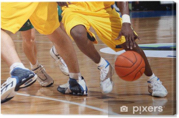 Canvas Basketbal - Basketbal