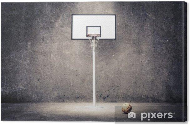 Canvas Basketball Hoop - Basketbal