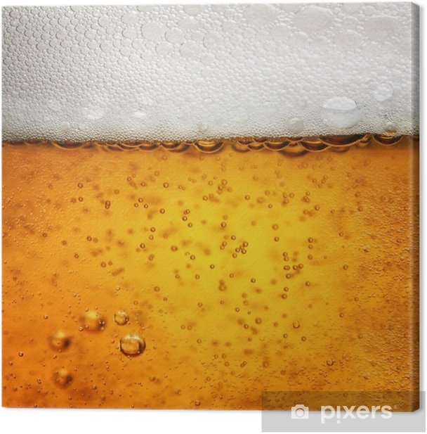 Canvas Bier - Alcohol