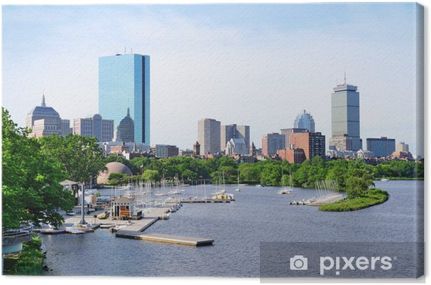Canvas Boston - Amerika