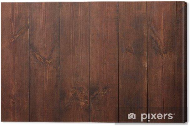 Muur Van Houten Planken.Canvas Close Up Van De Muur Gemaakt Van Houten Planken Pixers