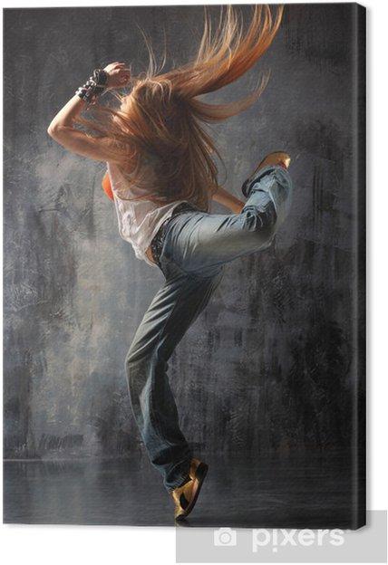 Canvas De danser -