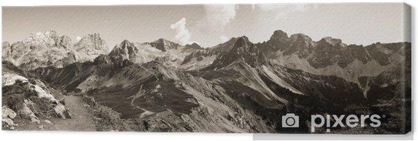 Canvas Dolomieten - Trentino Alto Adige (Italië) - Europa
