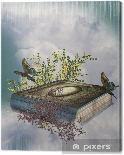 Canvas Fairytale - Wonderen der Natuur