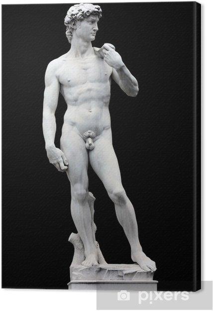 Canvas Florence - David de Michel-Ange - Europa