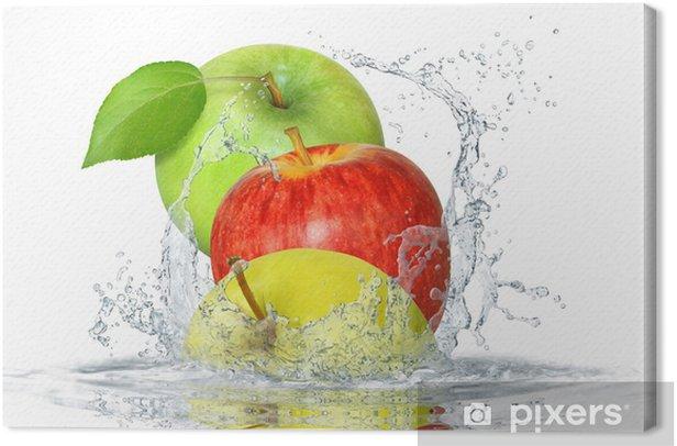 Canvas Fruit 360 - Vruchten
