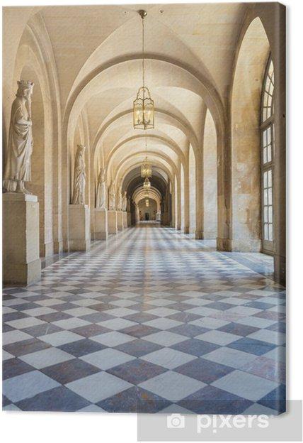 Canvas Gang van Versailles - Europese steden