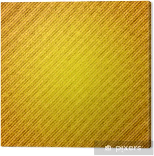 Canvas Gestreept patroon achtergrond - Achtergrond