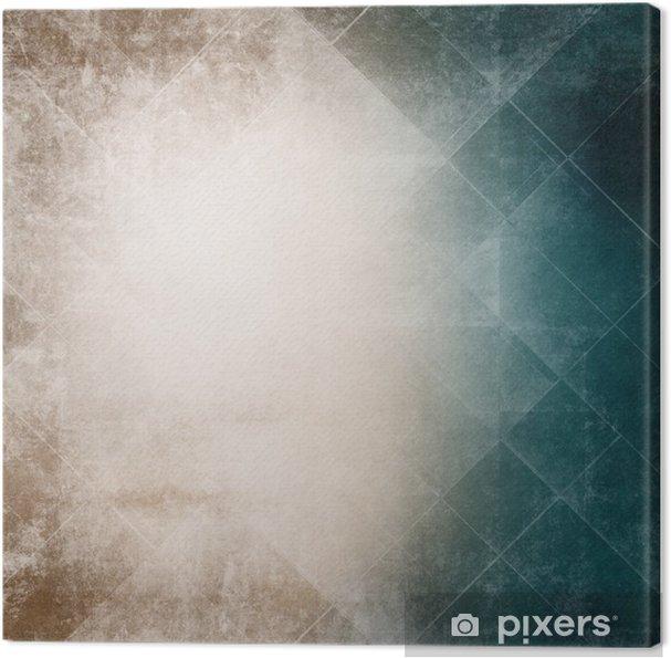 Canvas Grunge achtergrond - Grafische Bronnen