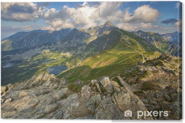 Canvas Hoge Tatra - Thema's