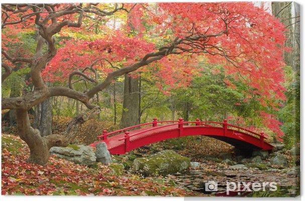 Canvas Japanese garden - Stijlen