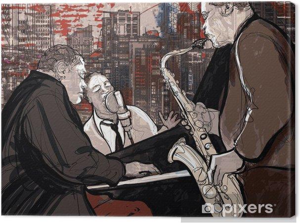 Canvas Jazzband - jazz