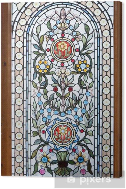 Canvas Lood lood raam - Kunst en Creatie