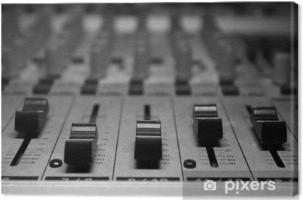 Canvas Mixer / dj / home-recording - Thema's