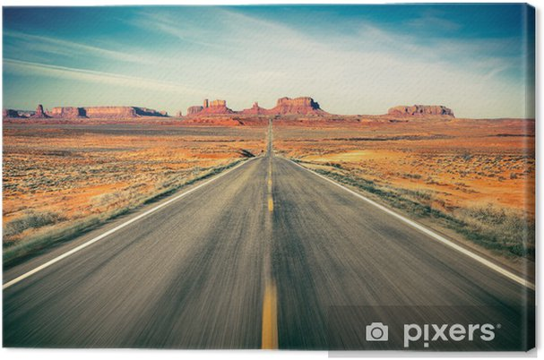 Canvas Monument Valley -
