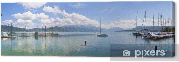 Canvas Moon Lake, Oostenrijk - Europa
