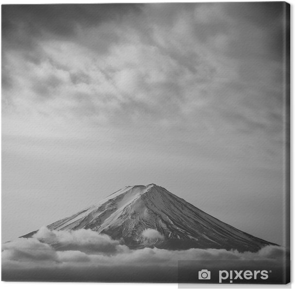 Canvas Mount Fuji - Thema's