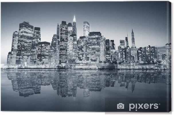 Canvas New York Manhattan -