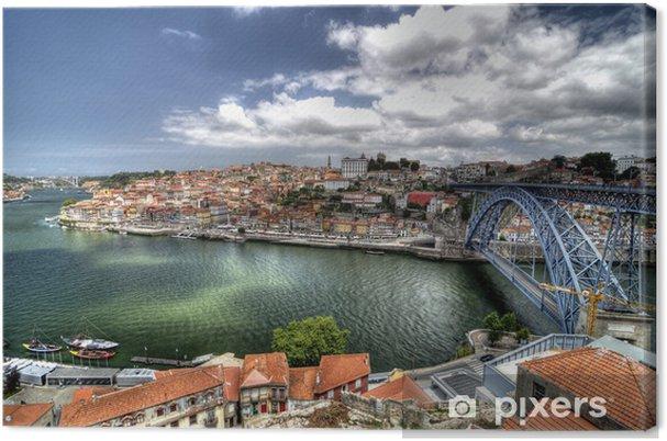 Canvas Porto, Portugal - Europa