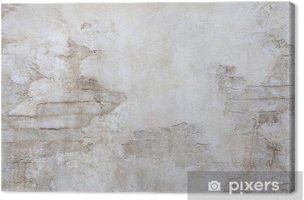 アンティークな石壁 Canvas Print - Themes